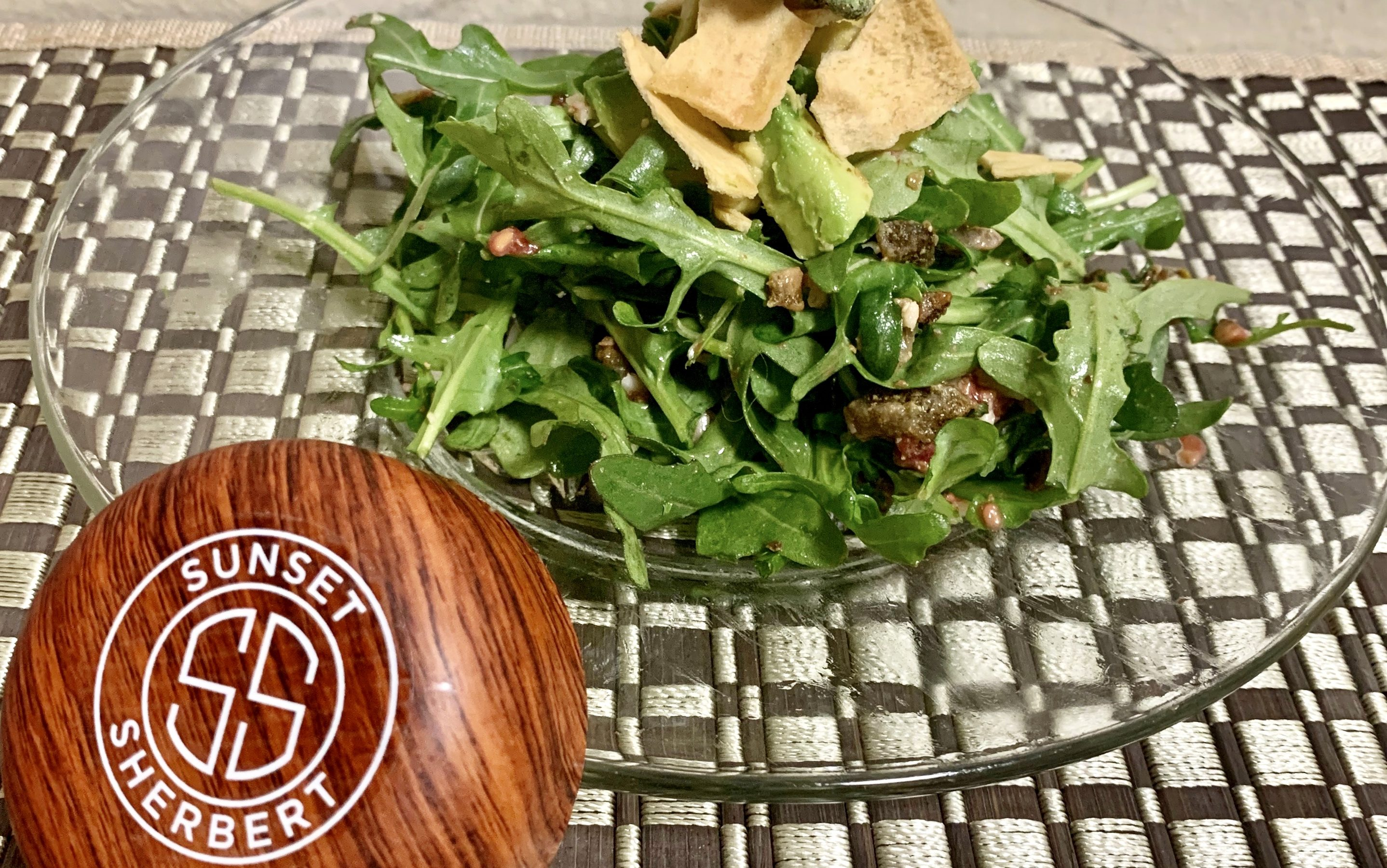 Comfort Food & Cannabis by The Woods – Sunset Salad