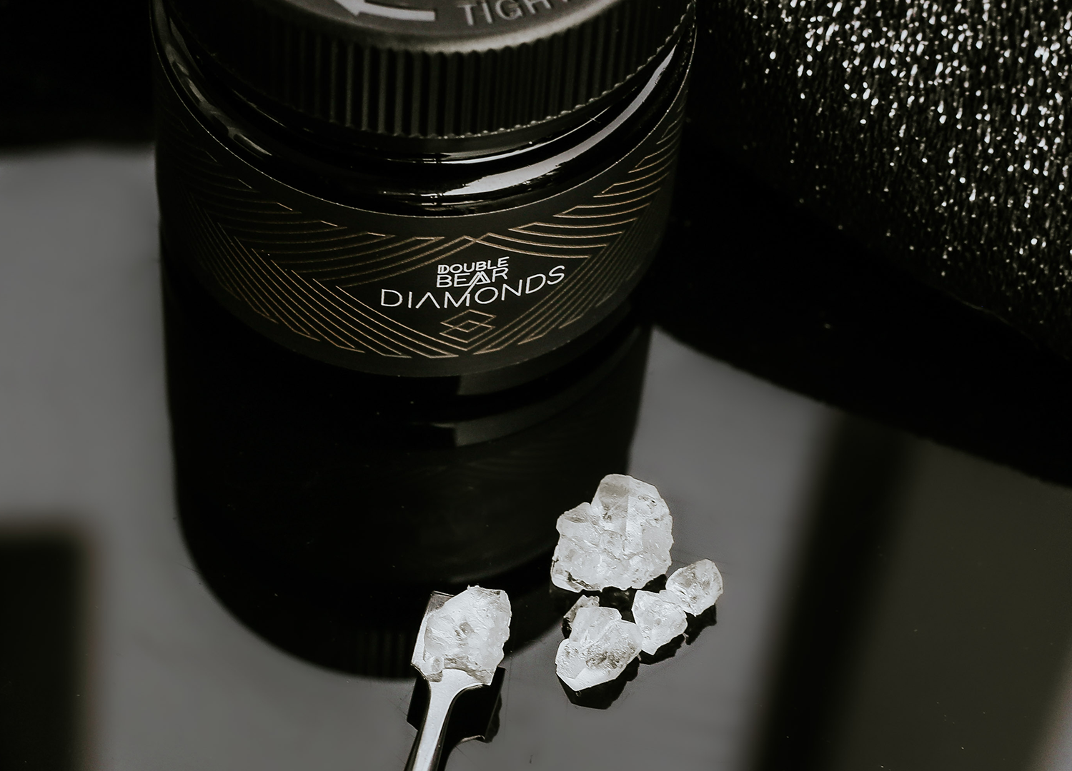 Double Bear Diamonds: A Luxurious Way To Enjoy Extracts