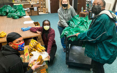 Cultivating Hope through COVID-19: Food Insecurity